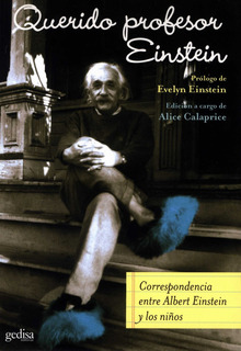 Querido Profesor Einstein, Aa. Vv., Ed. Gedisa
