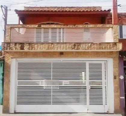 Imagem 1 de 15 de Sobrado Para Venda Em Suzano, Jardim Suzanópolis, 2 Dormitórios, 2 Banheiros, 2 Vagas - So025_1-1901842