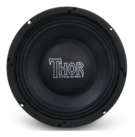 Médio Grave Thor Th8 Mg800 8 Polegadas 400w Rms