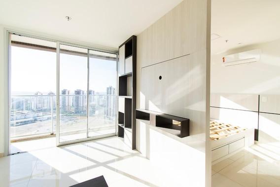 Apartamento Para Aluguel - Águas Claras, 1 Quarto, 40 - 893101370