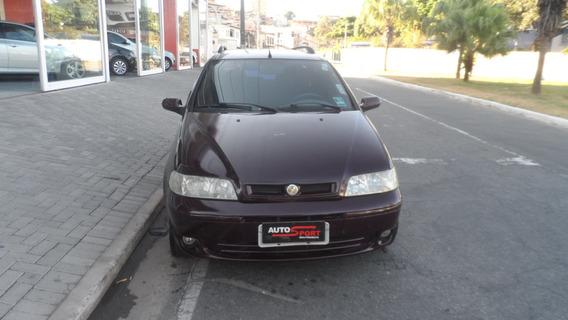 Fiat Palio 1.0 Mpi Elx 25 Anos Fire 16v Gasolina 4p Manual