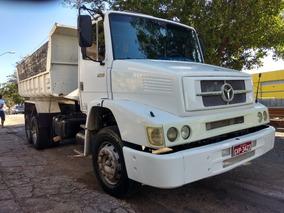 Mb 1620 98/98 - Truck/báscula - R$ 70.000 Minas Caminhões