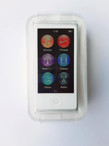 iPod Nano 7 Prata 16gb