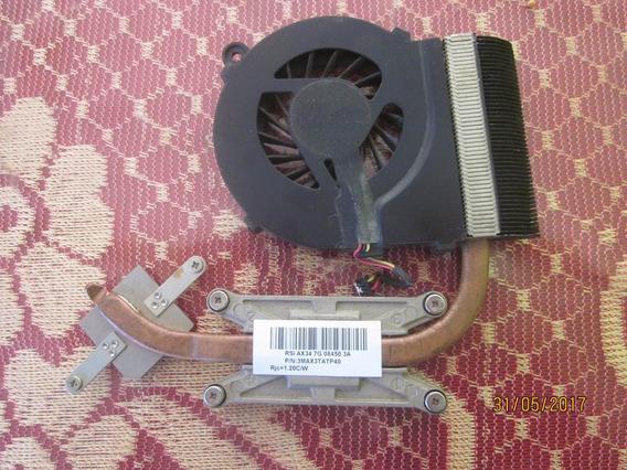 Cooler E Dissipador Compaq Presario Cq42