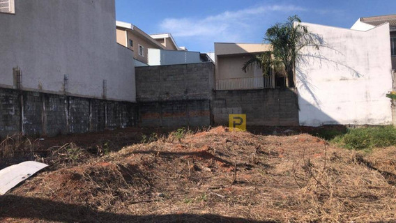 Terreno À Venda, 150 M² Por R$ 120.000 - Jardim Boer I - Americana/sp - Te0254