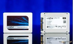 Ssd 1tb Crucial Mx500 C/ Nf