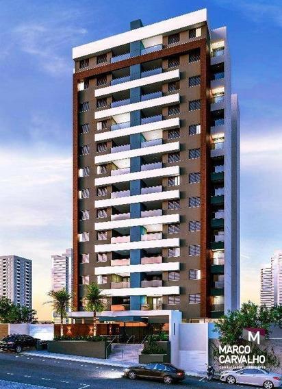 Apartamento À Venda, 81 M² Por R$ 530.970,00 - Centro - Marília/sp - Ap0077