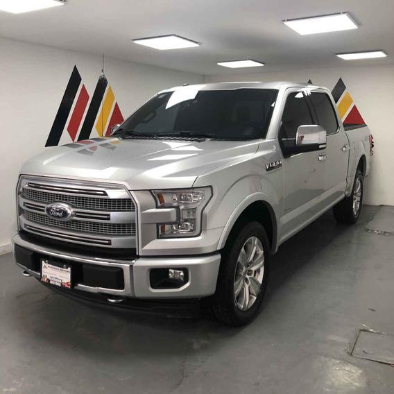 Ford Lobo 2017 4p Platinum Crew Cab