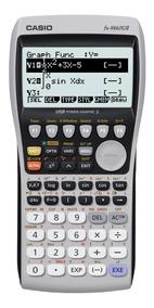 Calculadora Gráficadora Casio Fx-9860 Gii