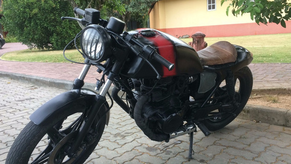 Cb 400 Cafe Race 82