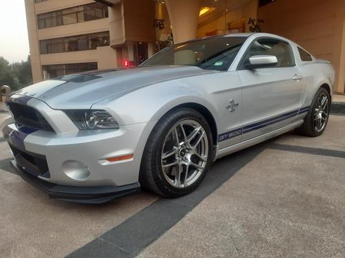 Imagen 1 de 15 de Ford Mustang 2013 5.8l Shelby Coupe Mt