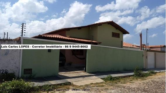 Casa Para Venda Em Parnaíba, Reis Veloso, 4 Dormitórios, 4 Suítes, 4 Banheiros, 2 Vagas - Casa Parn_2-886914