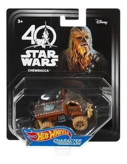 Hot Wheels Chewbacca Edición Especial 40 Años De Star Wars