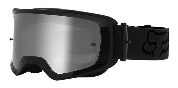 Goggle Fox Main Stray Negro Motocross Enduro