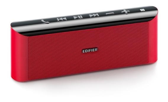 Parlante Portable Edifier Mp233 Rojo Bluetooth Bateria