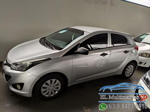 Hyundai Hb20 Comfort Plus 1.0 Tb Flex 12v Mec.