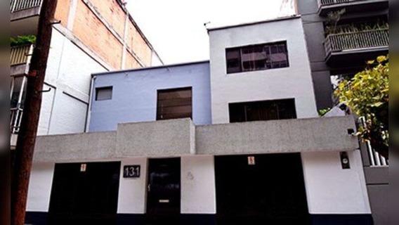 Excelente Casa Con Uso De Suelo En Renta De 550 M2 En Polanc