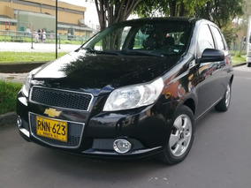 Chevrolet Aveo Emotion 2012 Excelente Estado