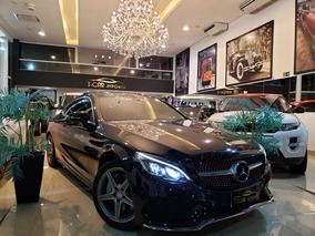 Mercedes-benz C250 Coupe 2.0 Sport Turbo 2p 2017 21.000km