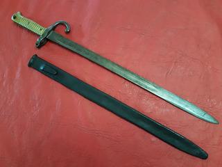 Sable Bayoneta Remington Patria 1869 Solingen Sin Vaina