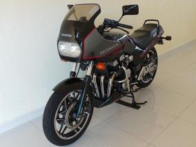 Honda Cbx 750 Four + Nova Brasil Toda Original