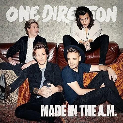 Cd One Direction Made In The A.m. - Nuevo Cerrado Stock