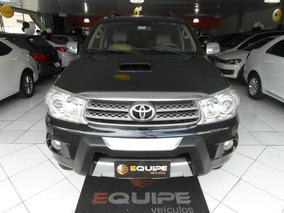 Toyota Hilux Sw4 Srv 4x4 Automatico 7 Lugares 2010