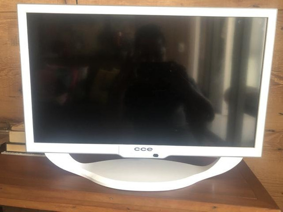 Tv Led 24hd Cce Ln24gw Com Conversor Digital