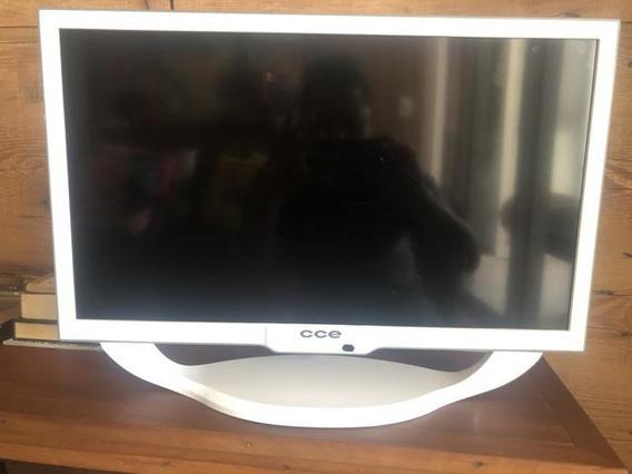 Tv Led 24hd Cce Ln24gw Com Conversor Digital