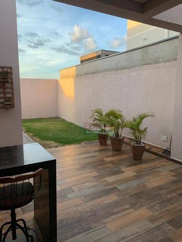 Imagem 1 de 30 de Casa Com 3 Dormitórios À Venda, 154 M² Por R$ 690.000,00 - Jardim Marlene Miranda - Taubaté/sp - Ca5610