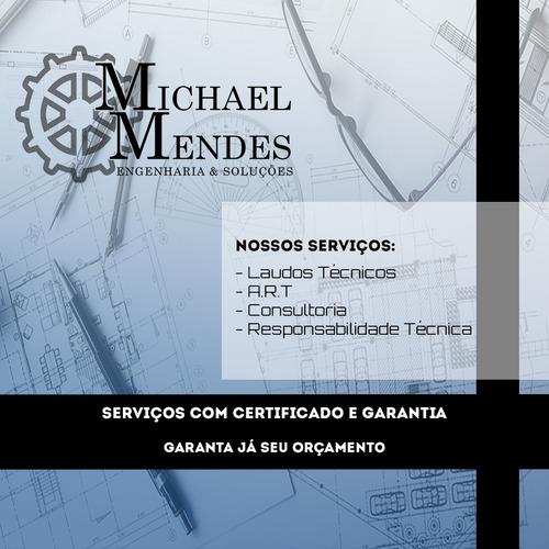 Imagem 1 de 1 de Engenheiro Mecânico  Campinas E Região - Laudo Técnico E Art