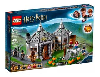 Lego Harry Potter Cabaña De Hagrid Rescate De Buckbeak 75947