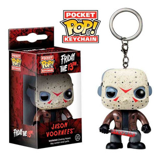 Funko Pop Keychain Friday The 13th Jason Vorhees