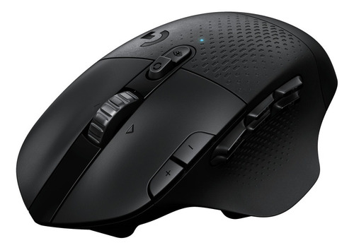 Mouse de juego inalámbrico Logitech Lightspeed G Series G604 negro