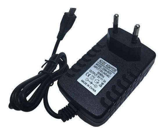 Fonte Para Raspberry Pi Todos 5v 3a Micro Usb - Brasilia Df