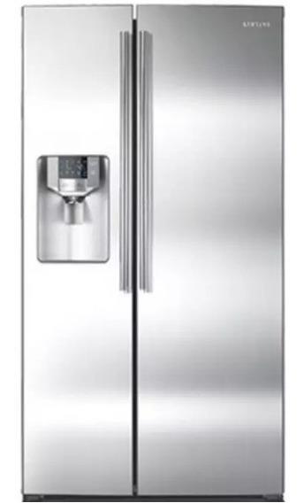 Refrigeradora Dos Puertas Samsung Rs265tdrs Side By Side