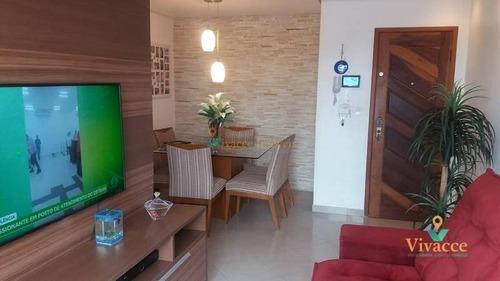 Imagem 1 de 30 de Apartamento Com 2 Dormitórios À Venda, 63 M² Por R$ 360.000,00 - Vila Guilhermina - São Paulo/sp - Ap2818