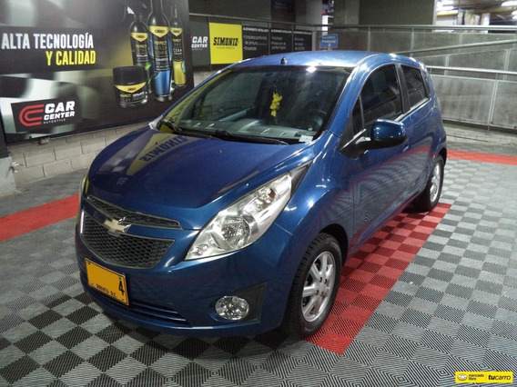 Chevrolet Spark Gt Mt Full E