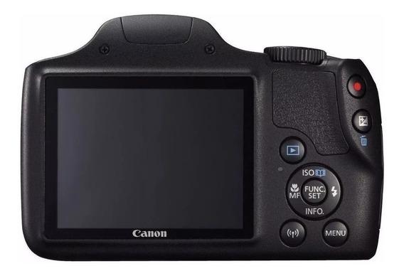 Maquina Fotográfica Digital Canon,blogueiro,twitter Sx540hs