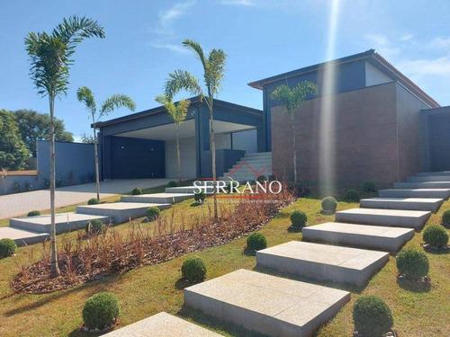 Imagem 1 de 30 de Casa À Venda, 401 M² Por R$ 1.950.000,00 - Residencial Florisa - Limeira/sp - Ca0652