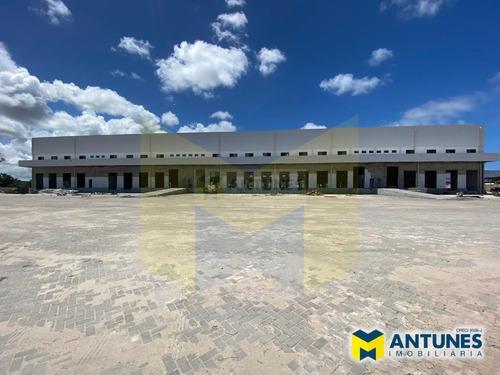 Imagem 1 de 13 de Alugue Galpão Novo Prazeres Em Condomínio Logístico, Com 1.300m² - Ga-0538