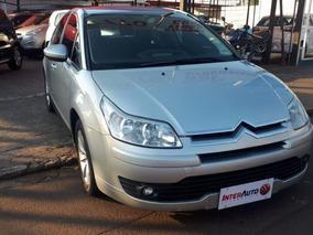 Citroën C4 Glx 2012 Prata Flex