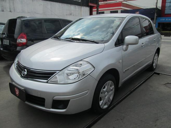 Nissan Tiida Sedan Sedan 1.8 16v Flex Fuel 4p Flex Manual