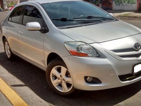 Toyota Yaris Sedan 2008 Premium