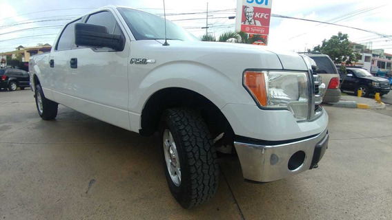 Ford F-150 4x4 2014