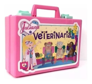 Valija Juliana Veterinaria Chica Accesorios