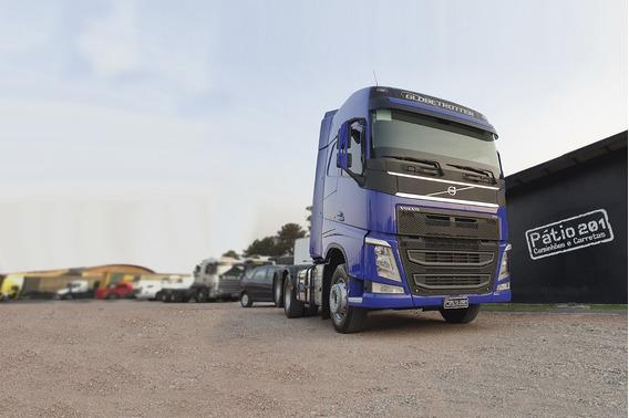 Volvo New Fh 540 6x4 Ishift Suspensor