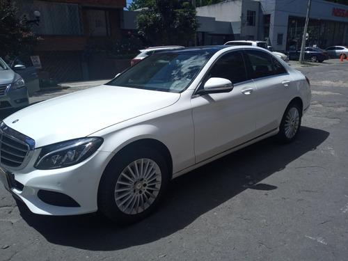 Mercedes-benz Clase C 2015 2.0  Exclusive