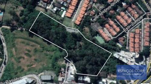 Terreno Para Incorporação, À Venda, 12971m² - Granja Viana - Cotia/sp - Te0063