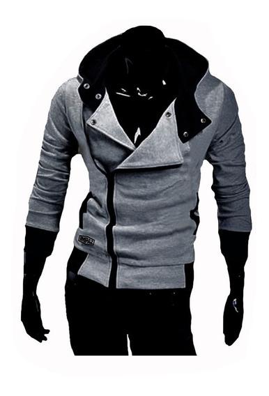 Poleron Grueso Assassins Creed Connor Kenway Original Impaz